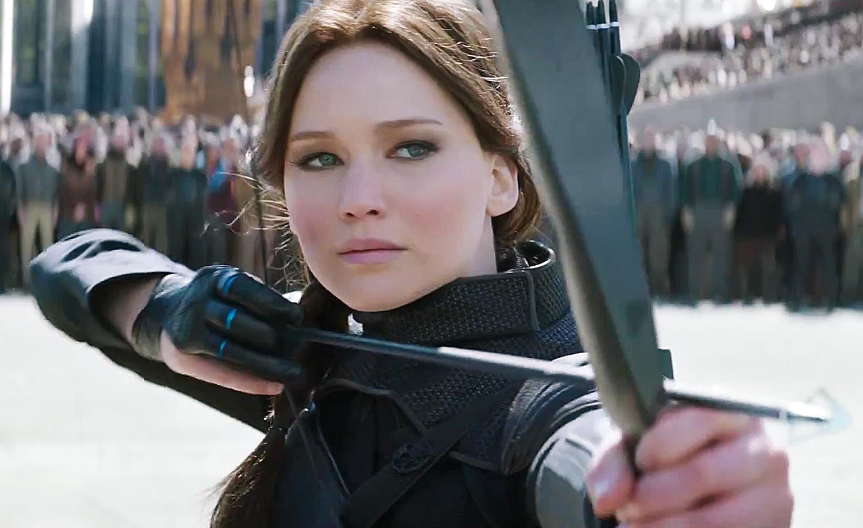 Jennifer Lawrence, Igrzyska Śmierci, Kosogłos. Część 2