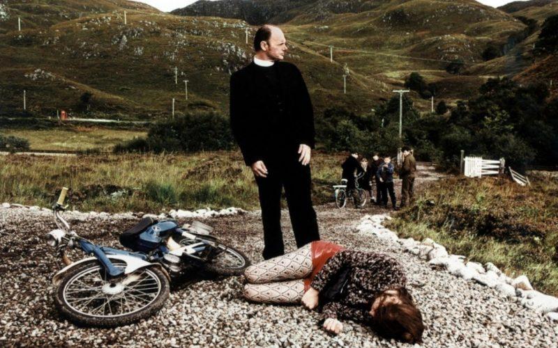Przełamując fale, reż. Lars von Trier