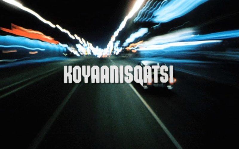Koyaanisqatsi, reż. Godfrey Reggio