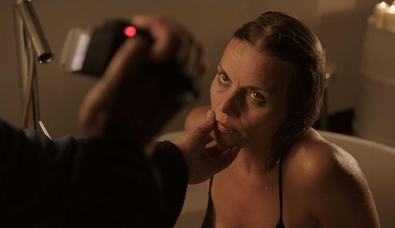 Kadr z filmu Sługi Boże