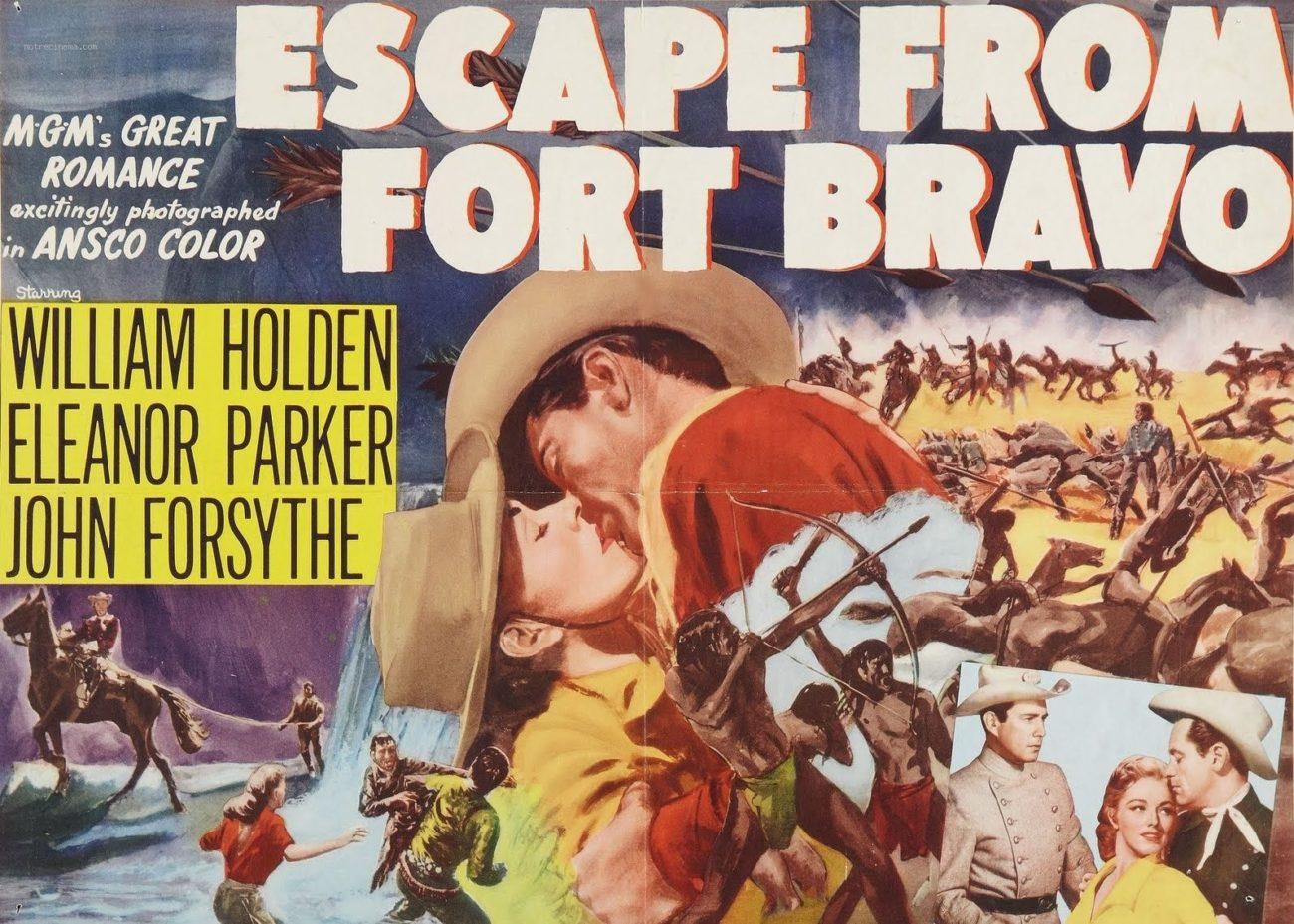 Ucieczka z Fortu Bravo