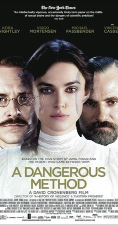 Niebezpieczna metoda (2011 ), reż. David Cronenberg