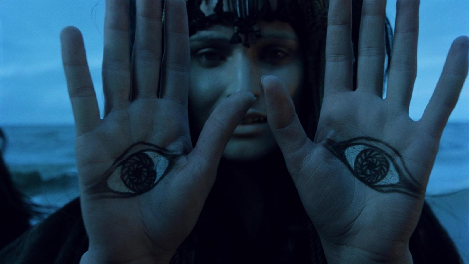 Kadr z filmu Na srebrnym globie