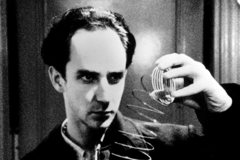 Kadr z filmu Pi