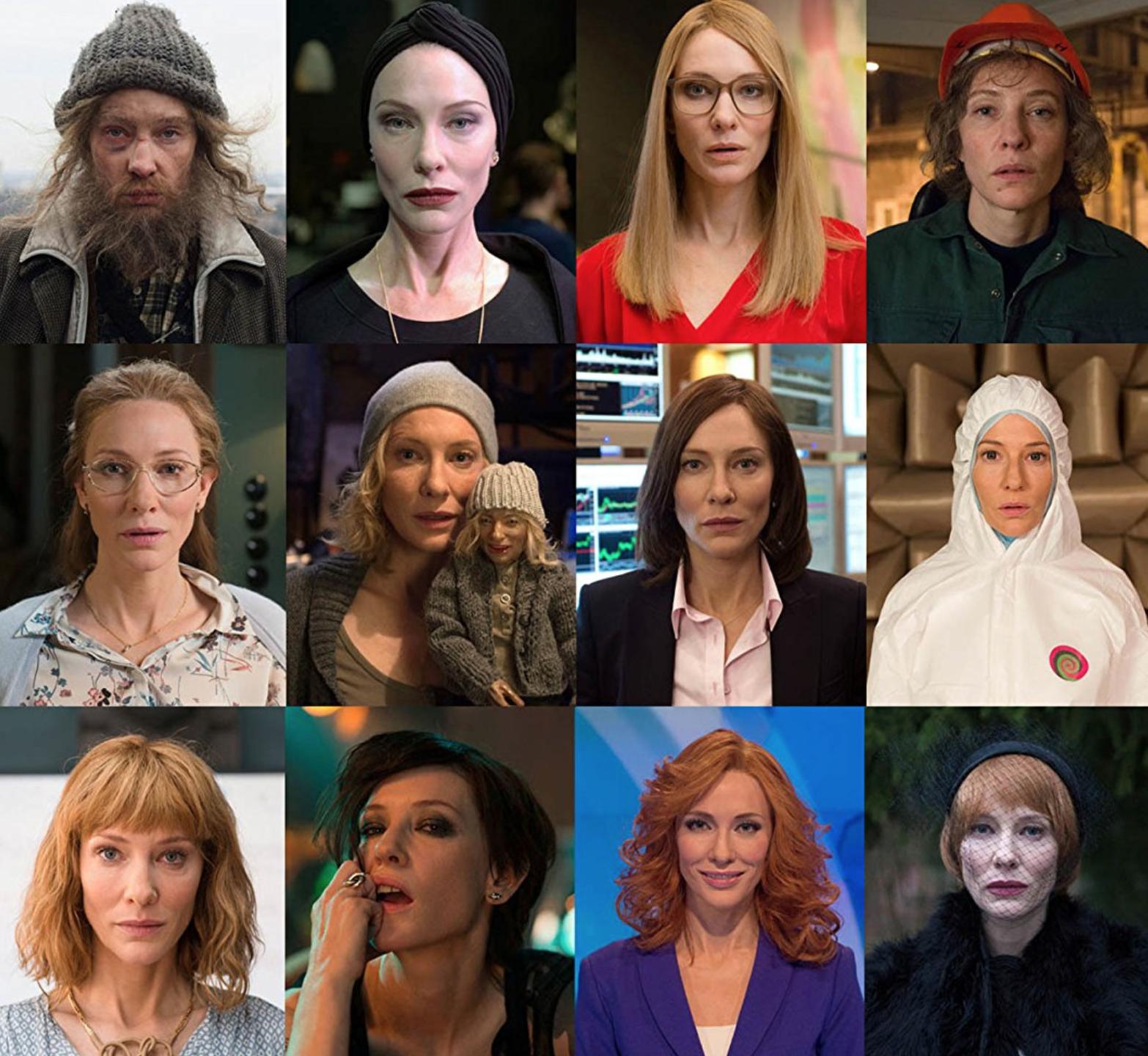 Wszystkie wcielenia Cate Blanchett