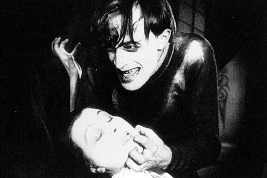 "Cezar- mordujący lunatyk z ""Gabinetu doktora Caligari"""