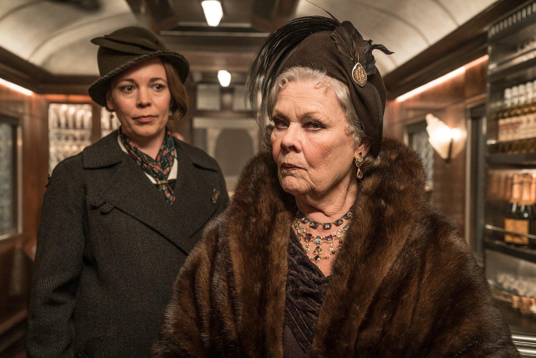 Kadr z filmu Morderstwo w Orient Expressie