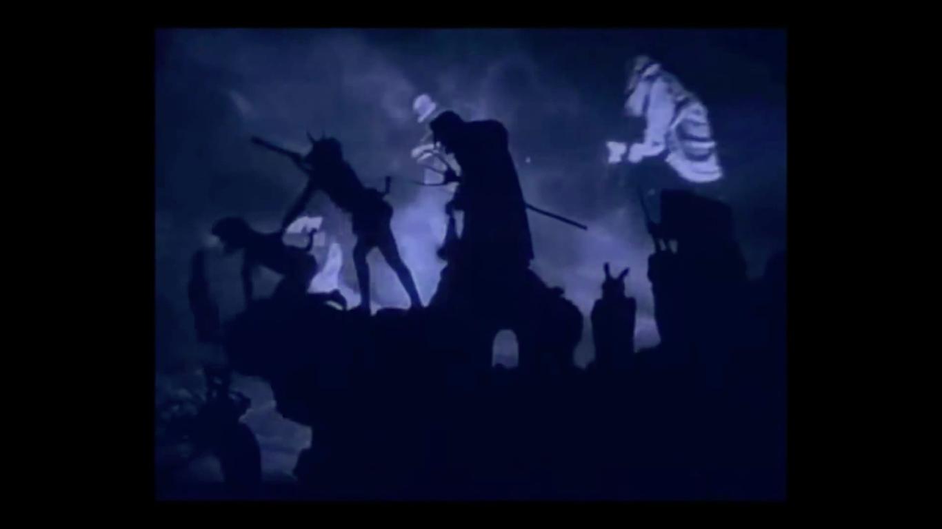 Kadr z film Häxan