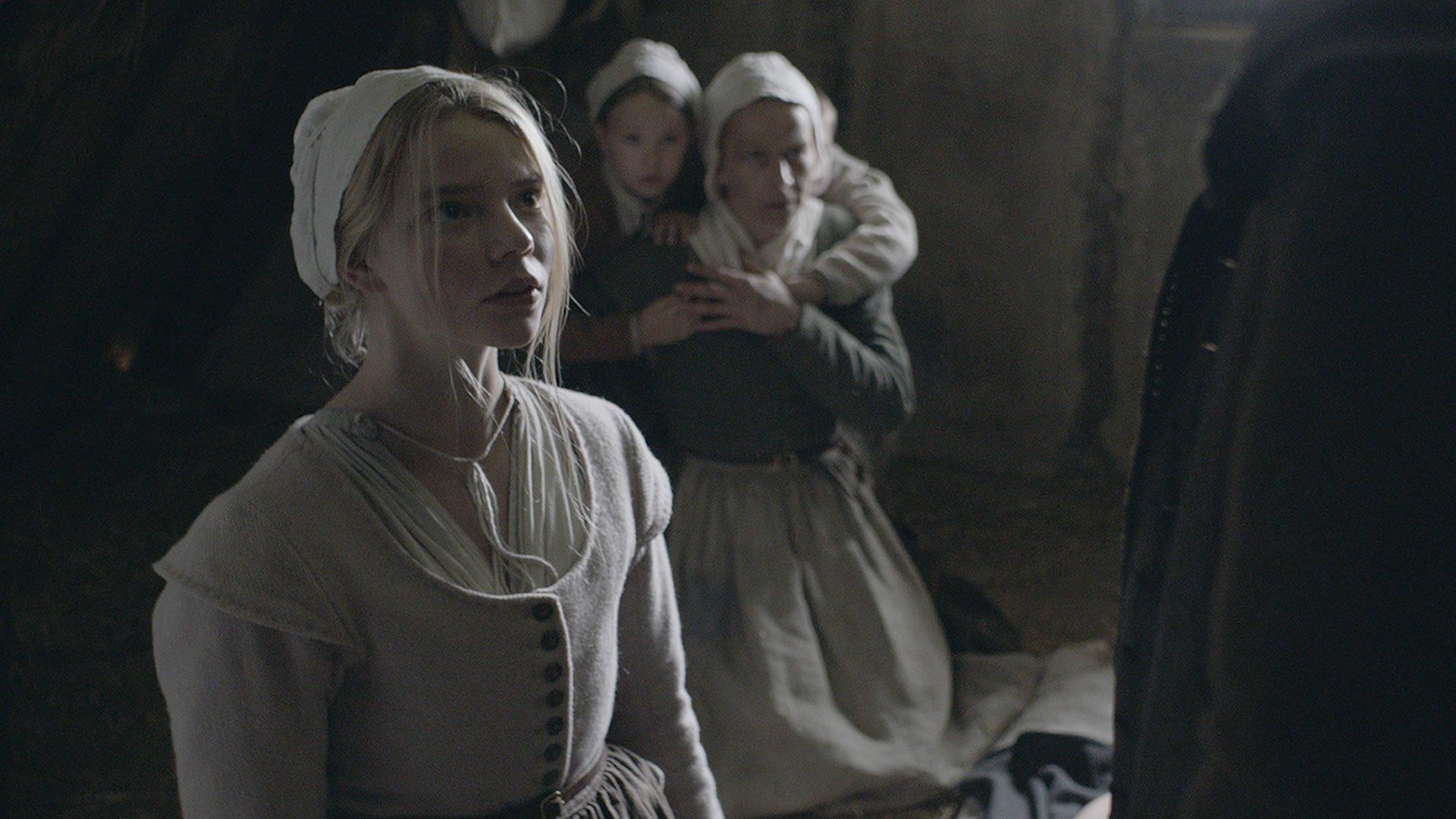 Kadr z filmu Wiedźma